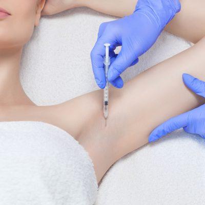 Botox för hyperhidros